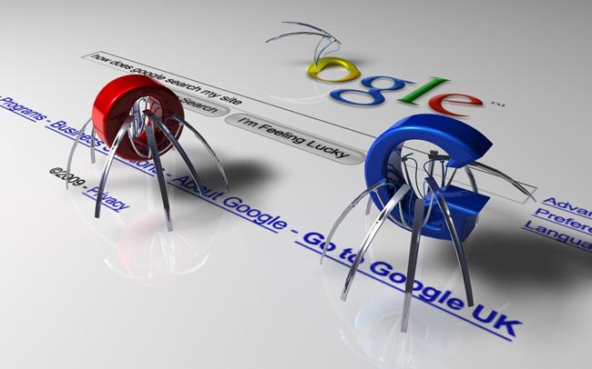 SEO Posicionamiento Web - Web Crawling