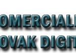 Diseño de Logotipos de Comercializadora Novak Digital